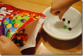 counting Skittles